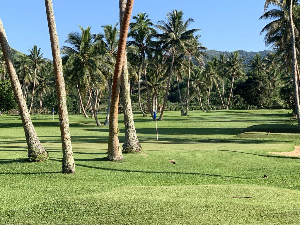 ザ・ナビティ・リゾートのゴルフ場